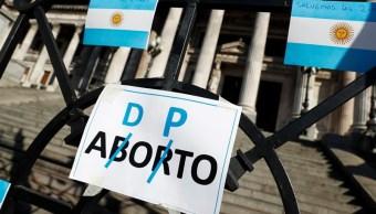 Argentina votará la despenalización del aborto el 8 de agosto