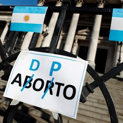 Senado de Argentina votará la despenalización del aborto el 8 de agosto