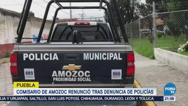 Sepultan a policía asesinada en Amozoc