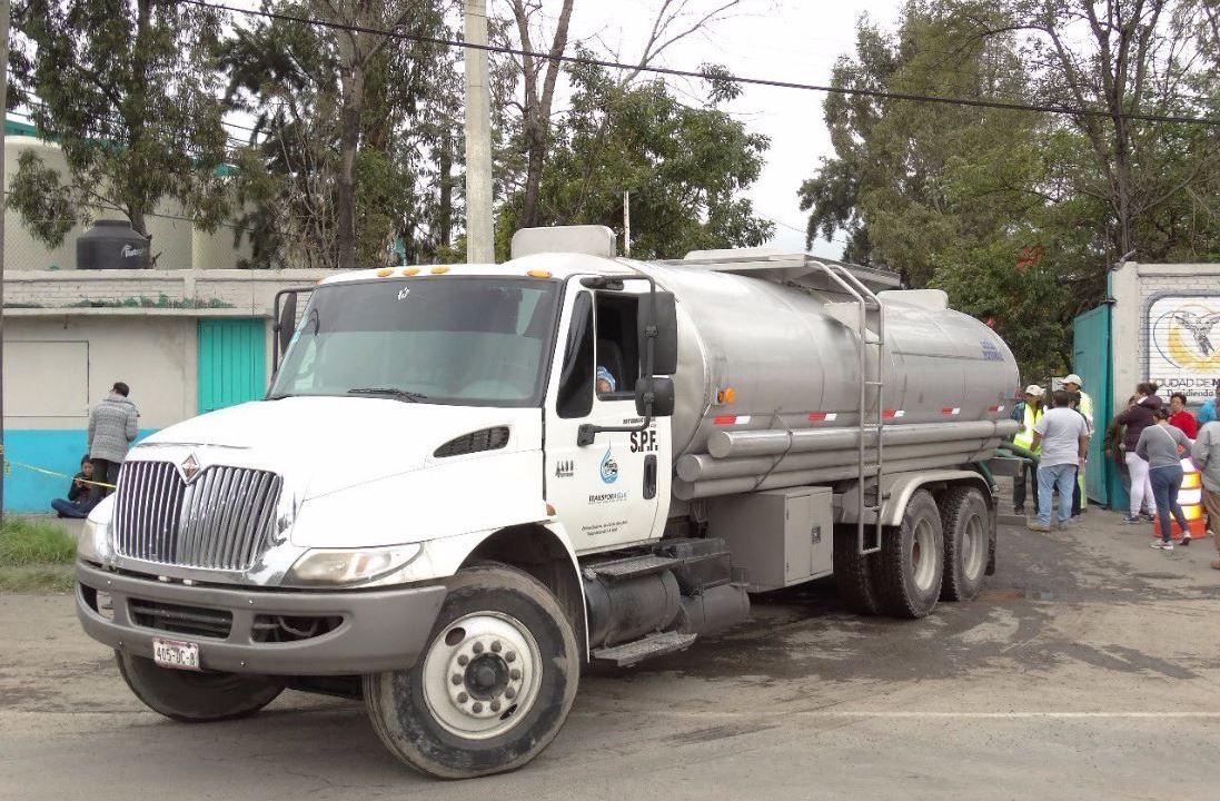 Contingencia en CDMX por escasez de agua