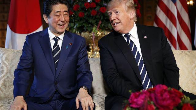 Trump habló de enviar 25 millones de mexicanos a Japón