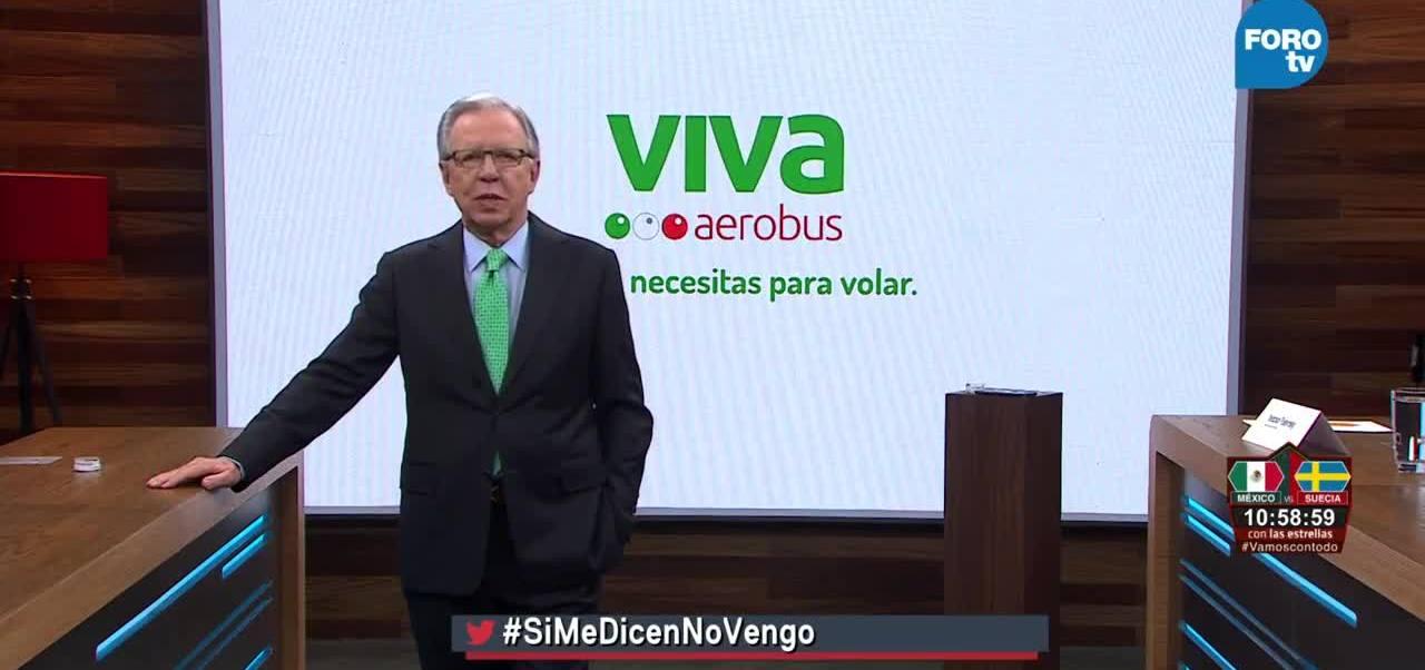 Si Me Dicen No Vengo (26/06/2018)