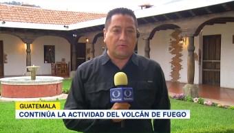 Siguen Trabajos Identificar Víctimas Erupción Guatemala