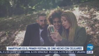 Smartphones Para Consignar Historia Smartfilms Cine Cortos