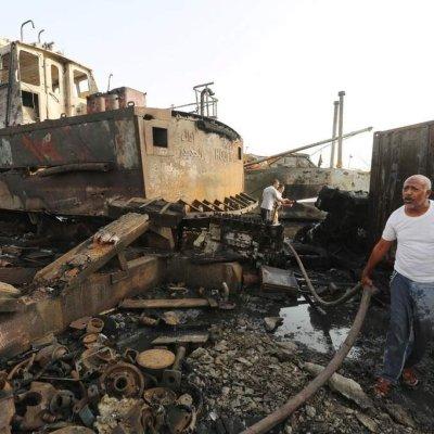 Suman 280 muertos en Yemen en tres días de enfrentamientos