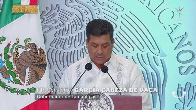Tamaulipas Respalda Marina Cuestiones Seguridad Desapariciones