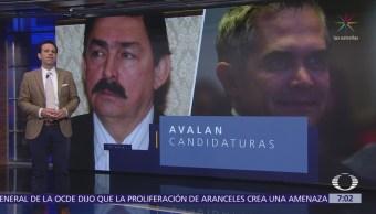 TEPJF valida candidaturas plurinominales de Mancera y Gómez Urrutia