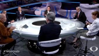 Comisión de la Verdad para caso Ayotzinapa, en Tercer Grado