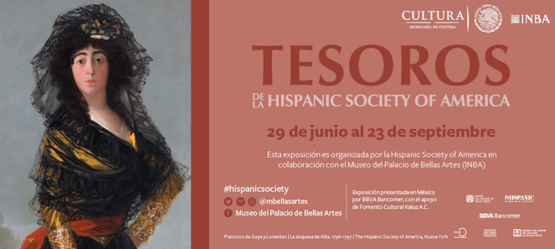 Tesoros de la Hispanic Society of America
