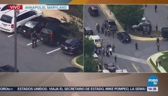 Tiroteo Maryland Deja Cuatro Muertos Dos Heridos