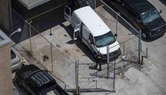 Mueren dos policías en un tiroteo en Kansas City