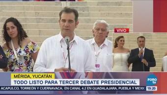 Todo Listo Mérida Tercer Debate Presidencial