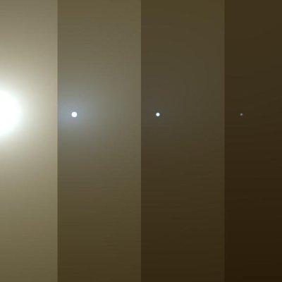 Tormenta de polvo en Marte deja sin batería a la sonda Opportunity