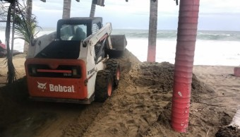 Reabren puertos a la navegación en costas de Guerrero