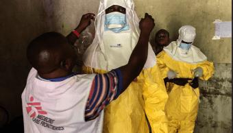 Congo registra 37 casos confirmados de ébola
