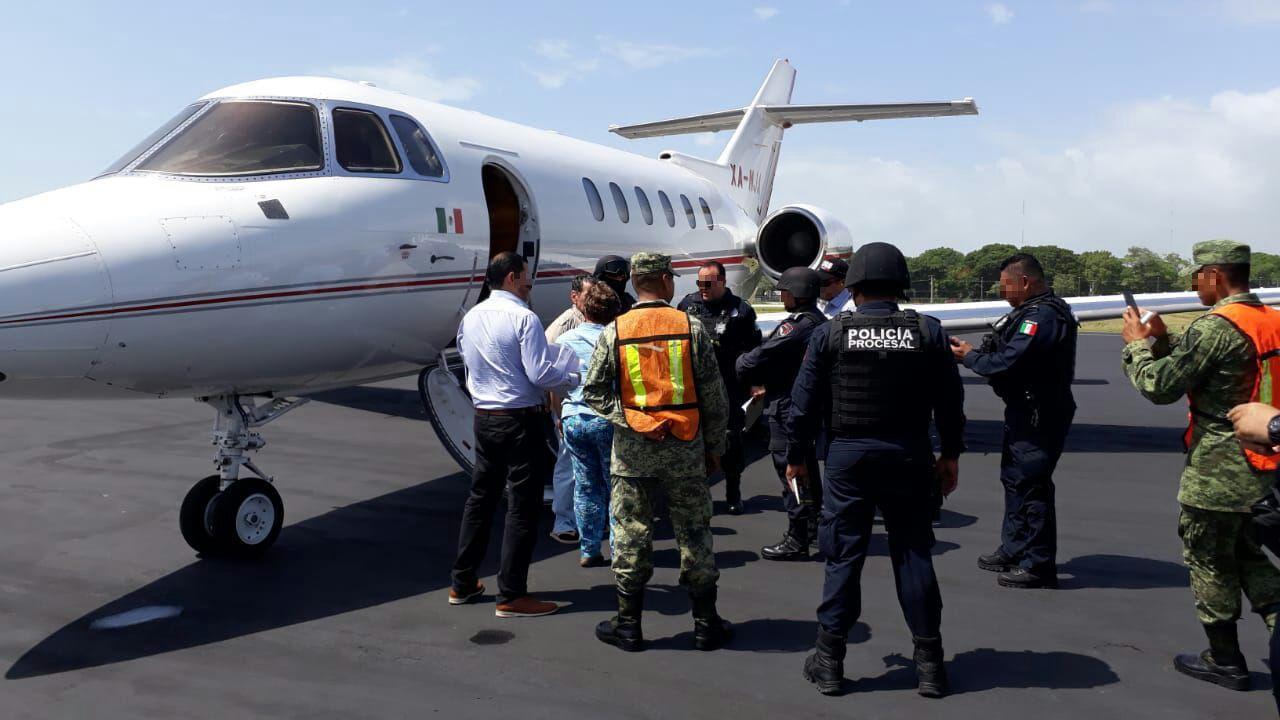 Trasladan al exgobernador Mario Villanueva Cereso Chetumal