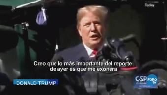 Trump Espolea Mueller Fiscal Sigue Indagatoria