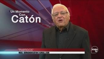 Momento Armando Fuentes Catón Junio