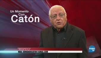 Un momento con Armando Fuentes Catón