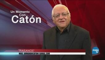 Un Momento Armando Fuentes Catón Junio