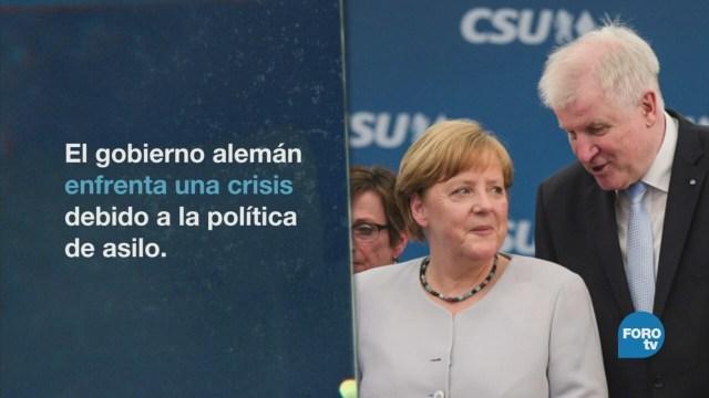 Unión Europea debate cambios a políticas de asilo