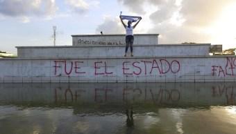 Universidad reporta muerte estudiante protestas Nicaragua