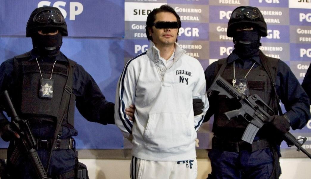 Sale de prisión Vicente Carrillo Leyva, hijo de 'El Señor de