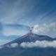 Volcán de Fuego de Guatemala sigue activo