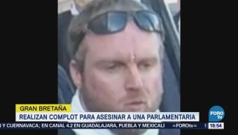 Complot Asesinar Una Parlamentaria Británica