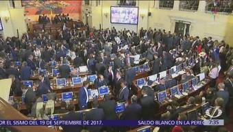 10 exmilitantes de las FARC son congresistas en Colombia