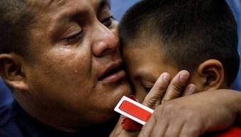 Reunificación de familias migrantes en EU