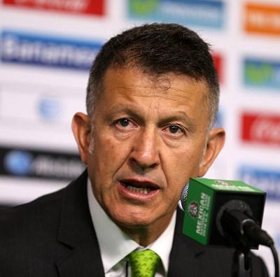 Osorio: El futbol es un deporte que siempre te da la oportunidad de ganar