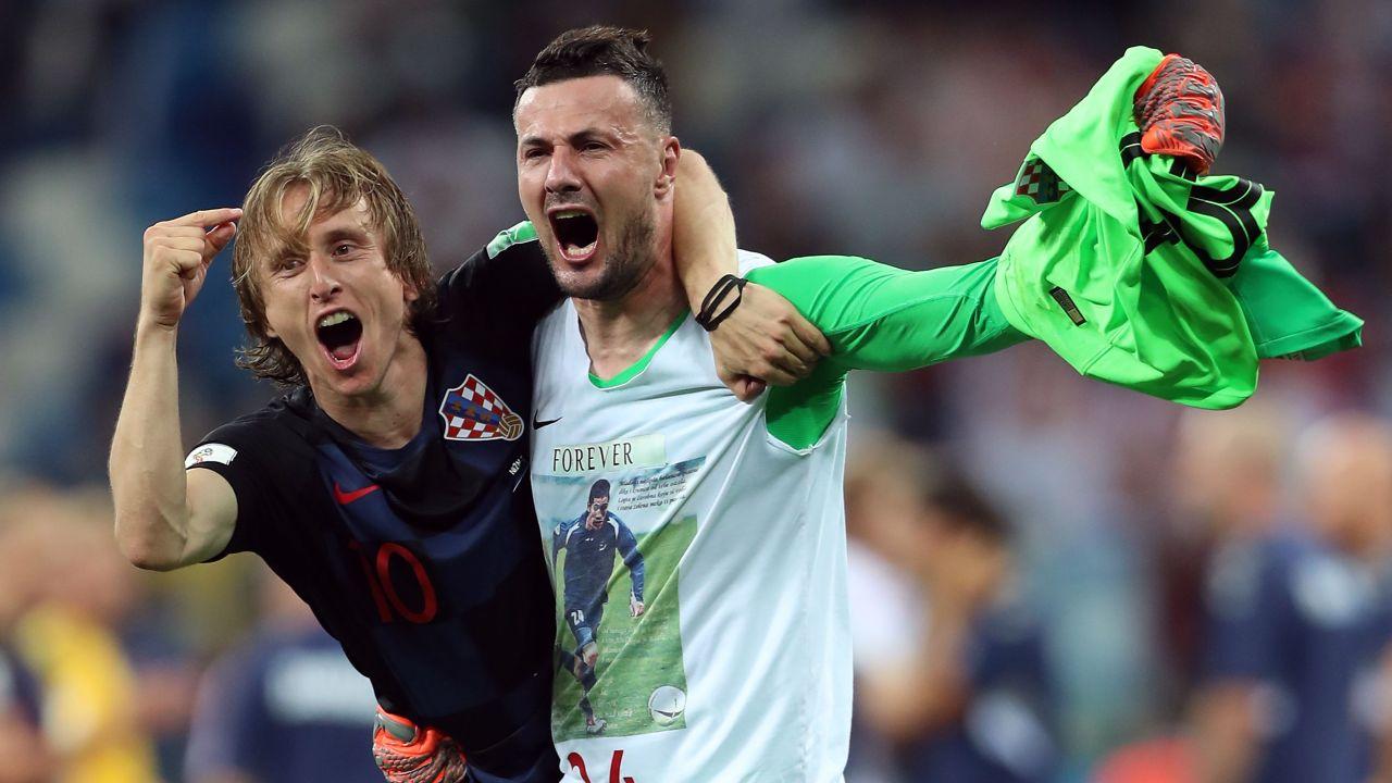 Croacia pasa a cuartos de final tras eliminar a Dinamarca