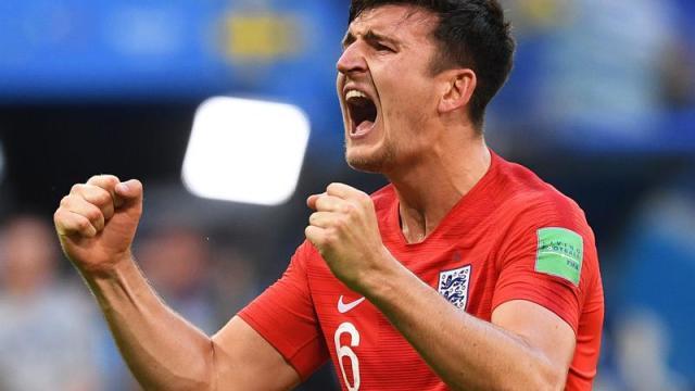 Inglaterra se mete 'de cabeza' en semis después de 28 años
