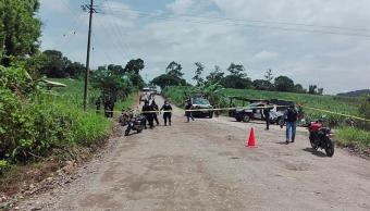 Mueren cuatro policías en ataques simultáneos en Veracruz