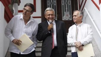 López Obrador recibe respuesta de Trump a sus propuestas