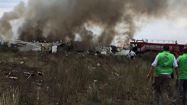 SCT crea Comisión para investigar accidente aéreo en Durango