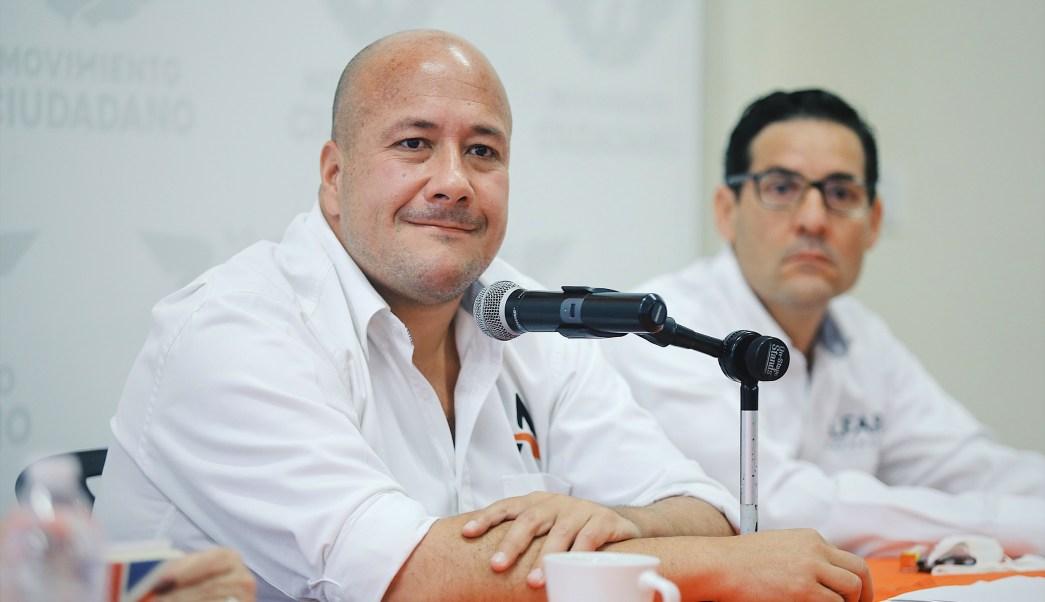 Enrique Alfaro lleva 39% de votos para Gobierno de Jalisco