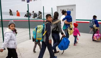 Aumenta el número de menores migrantes que ingresan al país