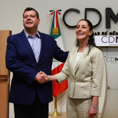 Sheinbaum y Amieva sientan bases para transición de Gobierno