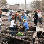 Elevan desaparecidos por erupción del Volcán en Guatemala