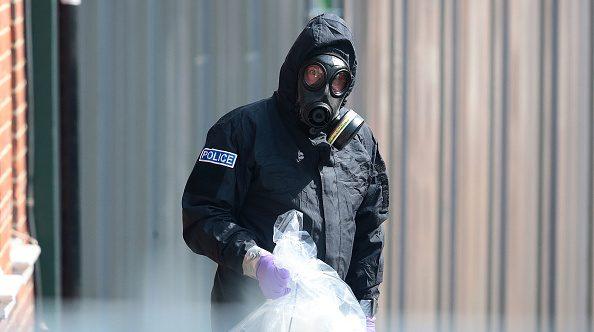 Sustancia Novichok estaba en bote en apartamento de víctima