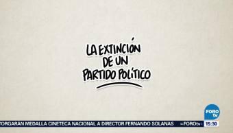 Abc Pérdida Registro Partidos Nacionales