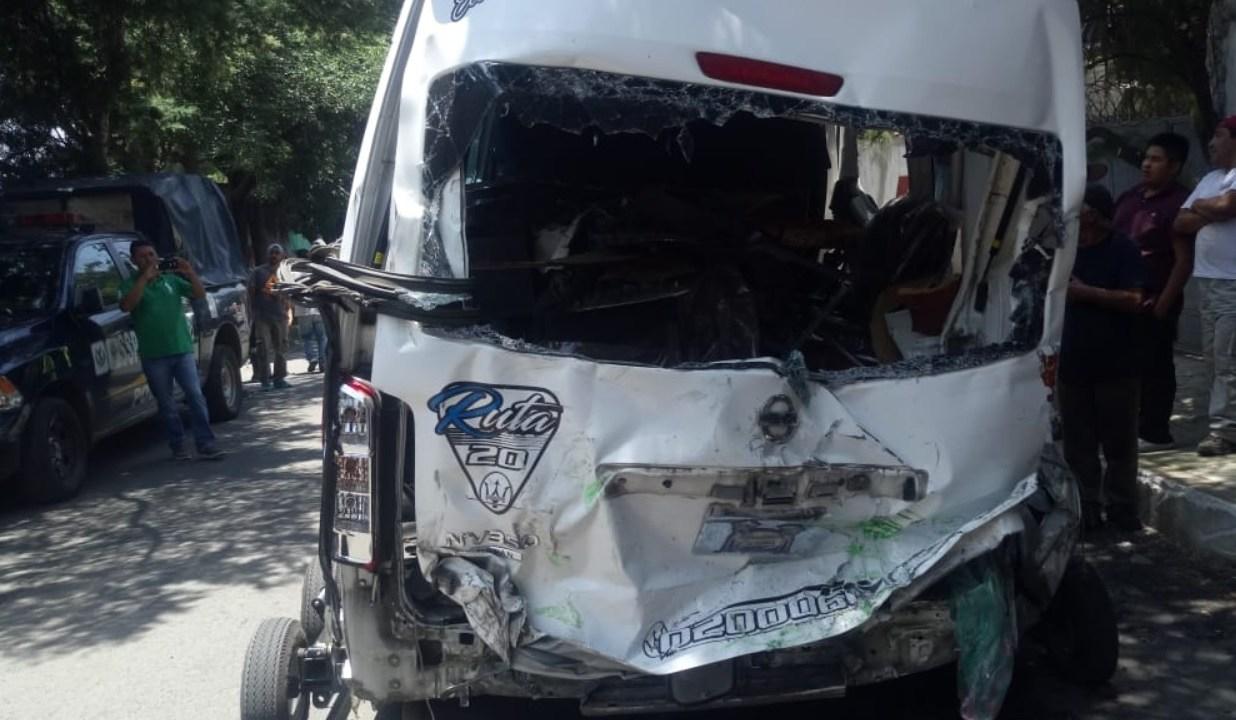Chofer de accidente en la Xochimilco- Topilejo permanecerá en Reclusorio Norte