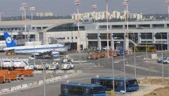 Aterriza emergencia avión 178 personas aeropuerto Israelí