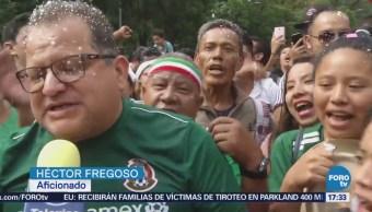 Aficionados Sufren Eliminación México Mundial