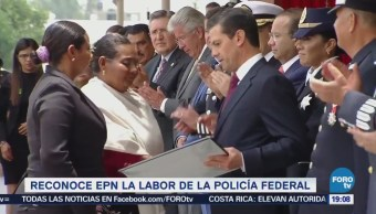 Resultados Seguridad, Insatisfactorios Peña Nieto