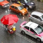 Pronostican domingo lluvioso en la CDMX