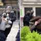 Fiscalía investiga agresión de colaborador de Macron