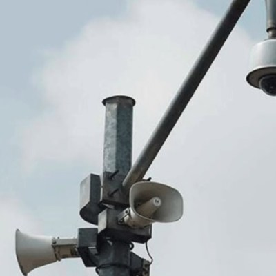 Amieva: A partir del 6 de agosto, pruebas con altavoces de alerta sísmica